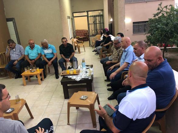 النائب عيساوي فريج في كفر ياسيف: علينا التصويت من أجل التأثير والتغيير