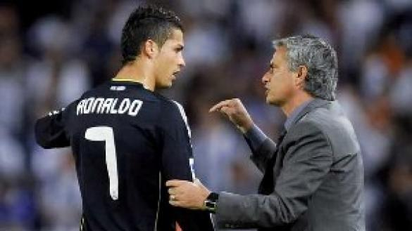 رونالدو : جوزيه مورينيو أفضل مدرب في العالم