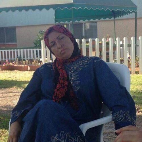 العثور على السيدة العربية المفقودة في منطقة الخضيرة