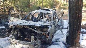 """إصابة شاب بعد إنفجار """"إسطوانة غاز"""" في أحراش المنطقة"""