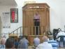 خطبة وصلاة الجمعة في الفريديس عن الاوضاع الراهنة في غزة