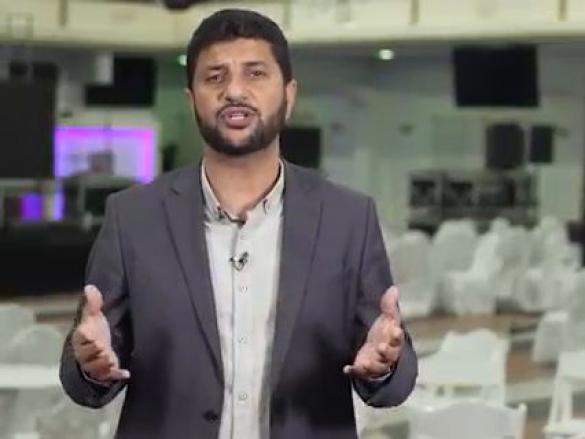 كلمة إبراهيم حجازي - هذه الانتخابات هي بمثابة استفتاء لمجتمعنا