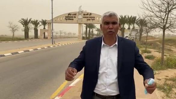 سعيد الخرومي لأهل النقب: اخرجوا للتصويت للموحدة من أجل تمثيل مضمون للنقب