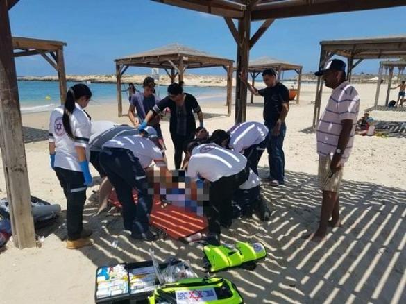وفاة مسنة (84 عامًا) غرقًا  في شاطئ الطنطورة