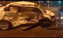 مصرع شخص(40 عاما) في حادث طرق مروع على شارع 4