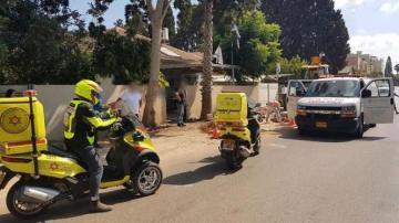 """اصابة عامل إثر سقوطه عن علو في احد """"كيبوتسات"""" المنطقة"""