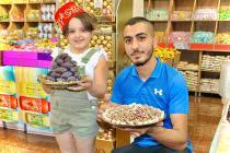 بمناسبة العيد: حملات كبيرة في محمص خضر... وهدية قيمة لكل زائر للمحل!!