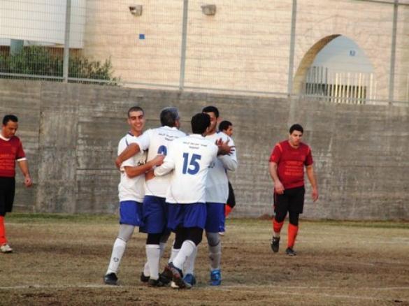 بيارق الرينة يهز شباك شعاع الفريديس بخمسة أهداف مقابل هدف يتيم