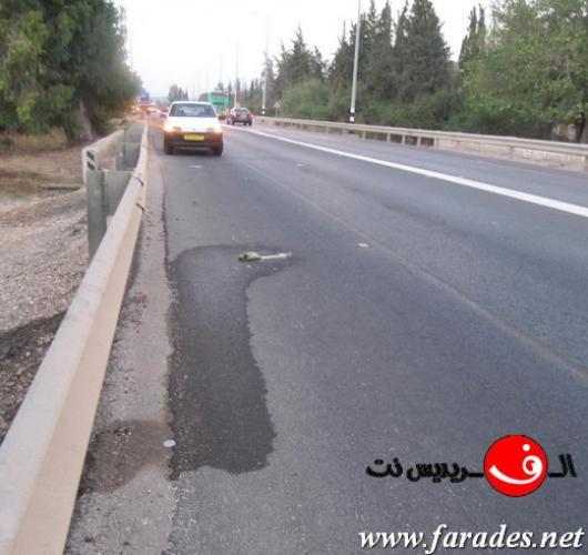 مصرع شخص في حادث دهس في مدينة الخضيرة