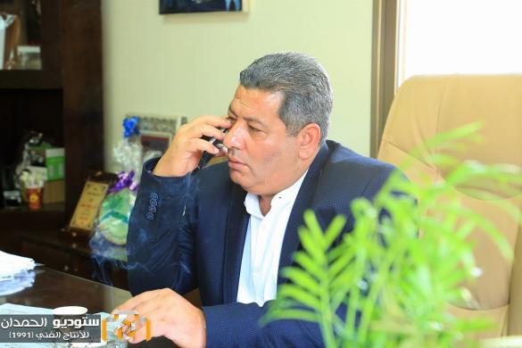 الحمد لله على السلامة: لرئيس المجلس المحلي أيمن مرعي