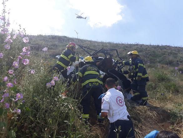 صور: مصرع 3 شابات عربيات من القدس جرّاء حادث طرق مروّع في منطقة الجلبوع