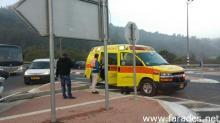 اصابة طفل جراء انفجار مفرقعات بيده في جسر الزرقاء