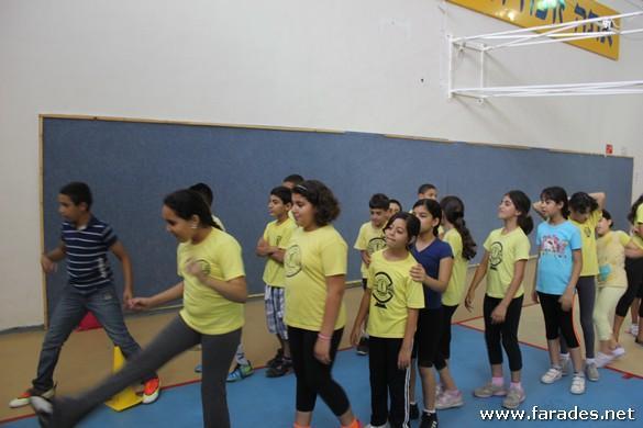 بالصور: فعاليات اليوم الرياضي في مدرسة الصديق الإبتدائية