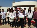 بالصور: حفل تخريج مدرسة الفاروق الإبتدائية 2013
