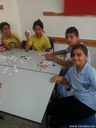 يوم الرياضيات والهندسة في مدرسة الصديق الابتدائية