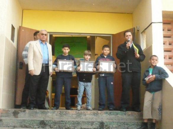 احتفالات المدرسة بعيد الأضحى المبارك