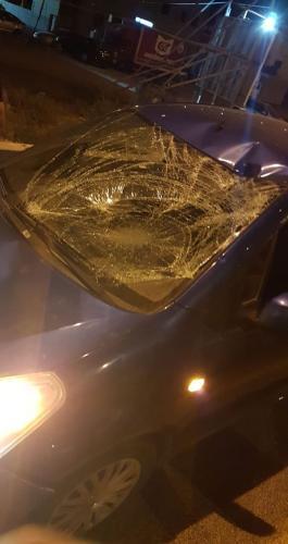 إصابة خطيرة في حادث دهس عند دوار الفريديس