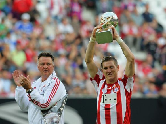بايرن ميونخ بطلاً للسوبر الألماني بعد فوزه على شالكه 2-0
