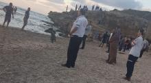 البحث عن شاب عربي غرق في أحد شواطئ المنطقة