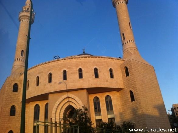 بيان لجنة مسجد الفردوس بخصوص حادثة سرقة صندوق الصدقات