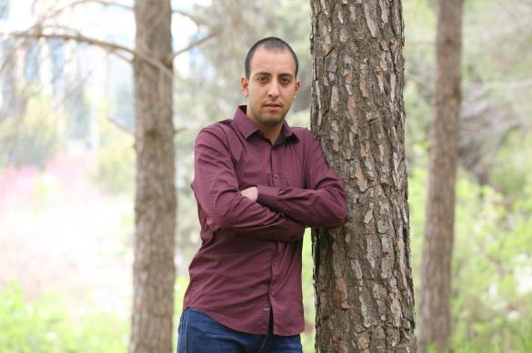 الشاب فراس محاميد ابن مدينة حيفا يطلق أغنيته الرائعة الأولى، اسمعوها