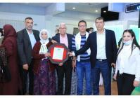 المئات في المهرجان النسائي دعمًا للموحدة وللنائبة إيمان خطيب ياسين