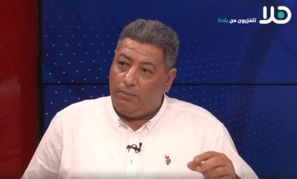 شاهدوا: مقابلة صحفية لرئيس المجلس المحلي أيمن مرعي  حول مشروع زهور الفردوس