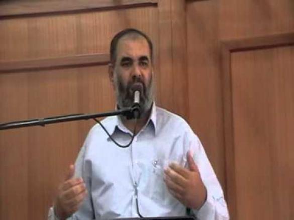 إستمعوا لخطبة هامة من الشيخ عبد الرحمن أبو الهيجاء