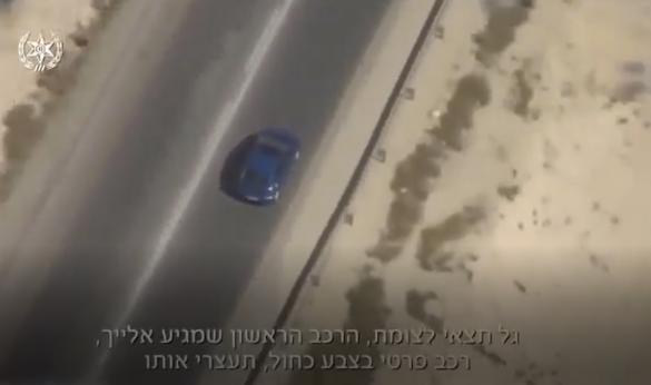 شاهدوا: الشرطة ترصد مخالفة سير خطيرة لسائق متهور