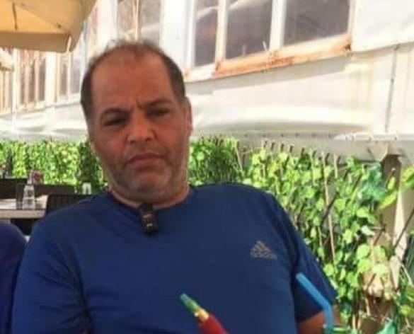 """وفاة الشاب نايف أحمد زيد """"أبو علي"""" إثر تعرّضه لنوبة قلبية أثناء قيادته لسيارته في شارع الساحل"""