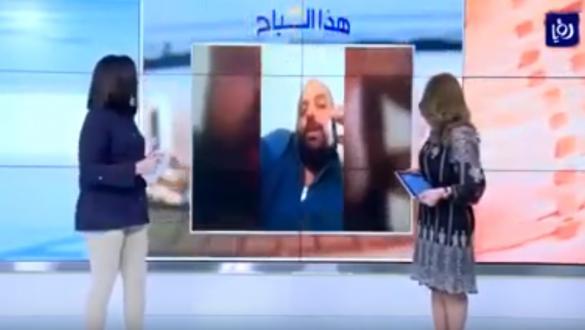 شاهدوا: نهفة طريفة للشاب محمد مرعي من الفريديس تتحول إلى مادة إعلامية واسعة الإنتشار