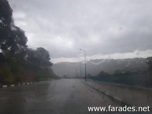 الارصاد الجوية: الاربعاء والخميس كتلة هوائية باردة وماطرة ، مع التحذير من سيول وفيضانات