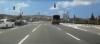 مرة أخرى: شاحنة عسكرية تعبر الإشارة الحمراء على شارع 70 بالقرب من مفترق الفريديس