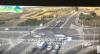 شاهد: فيديو يوثق لحظة وقوع حادث الجديد في مفترق الفريديس