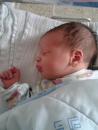 تهنئة إلى الإبن الغالي غسان حامد وزوجته أميرة بمناسبة المولودة الجديدة تالا