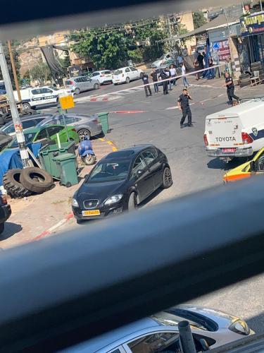 عاجل: إصابة سيدة في إطلاق نار في الفريديس