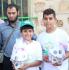 بالصور: تكريم الطلاب المشاركين بمسابقة القران الكريم الاولى في الفريديس